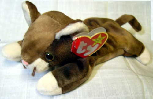 7c86918bcc1 Five eclectic shops at Elizabeth s Shops  Pounce - Cat - TY Beanie Baby -  5th G