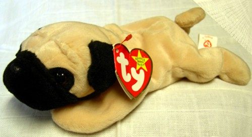 Five eclectic shops at Elizabeth s Shops  Pugsly - Pug - TY Beanie Baby -  5th G 1a879174dce