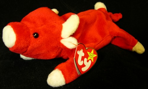 Five eclectic shops at Elizabeth s Shops  Snort - Bull - TY Beanie Baby -  5th G 6eb925bbaca