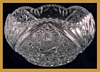 McKee / Smith EAPG American Heritage Collection Crystal Bowl