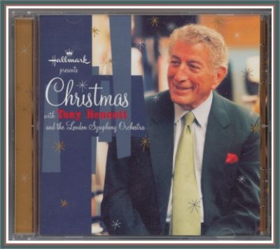 Christmas with Tony Bennett CD - 2002