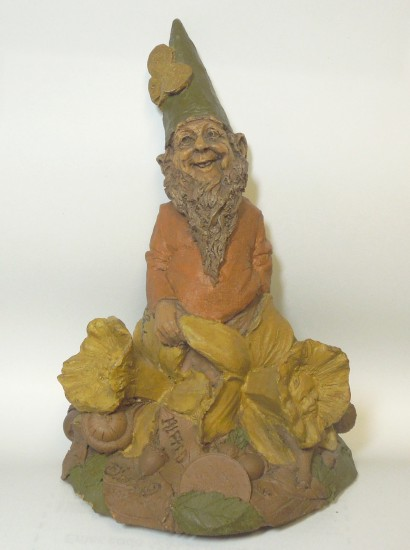 Alfred - Signed - Tom Clark Gnome - #1194 - Retired