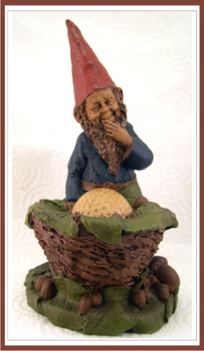 Hogan - Golfer - Tom Clark - Gnome - #1033 - Retired
