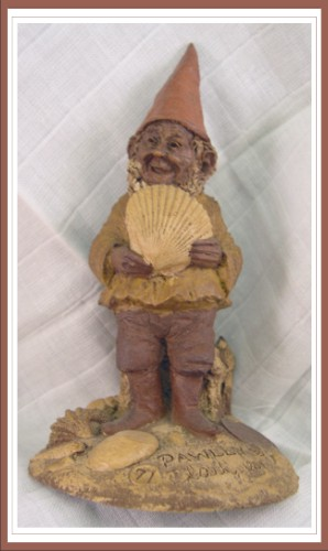 Pawley - Tom Clark - Gnome - Retired