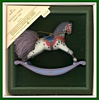 Rocking Horse -  4th - Appaloosa - 1984