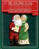 Mr. and Mrs. Claus - 1st - Merry Mistletoe Time - 1986