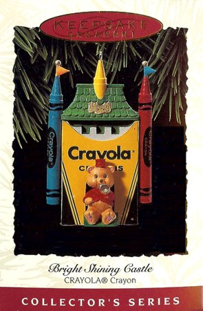 Crayola Crayon - 5th - Bright Shining Castle - 1993