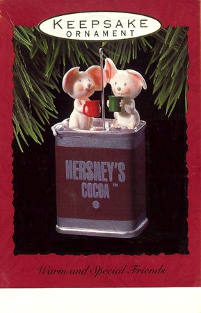 Warm and Special Friends - Hershey�s Cocoa - 1993