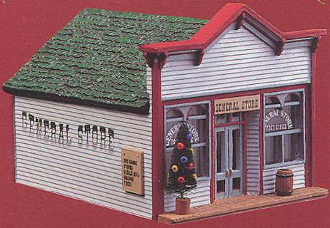 Sarah, Plain and Tall - Mrs. Parkley�s General Store - 1994