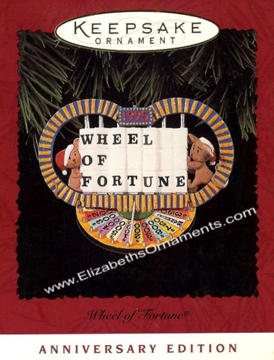 Wheel of Fortune - Anniversary Edition - 1995