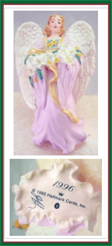 Joyful Angels - 1st - Artist Signed - 1996