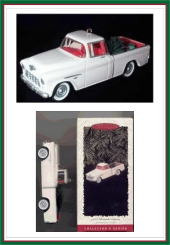 All-American Trucks - 2th - 1955 Chevrolet Cameo - 1996