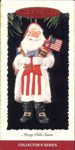 Merry Olde Santa - 7th - Fourth of July - 1996