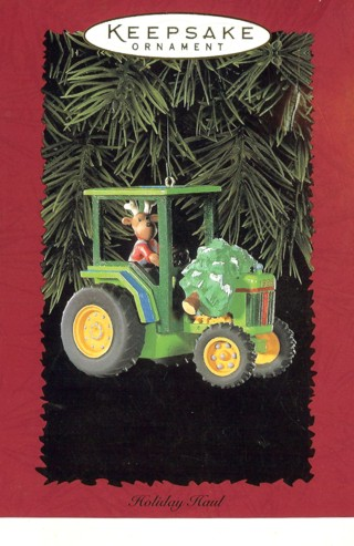 Holiday Haul - Tractor - 1996