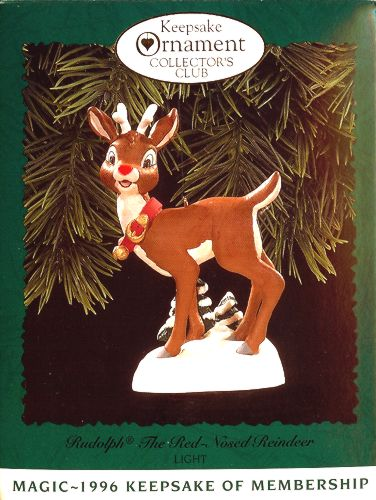 Rudolph the Red Nosed Reindeer - KOCC - Magic - 1996