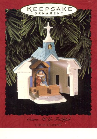 Come All Ye Faithful - Church Opens - 1996