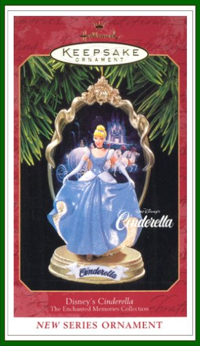 The Enchanted Memories Collection - 1st - Cinderella - 1997