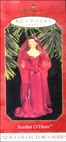 Scarlett O'Hara - 1st - Long Red Dress - 199