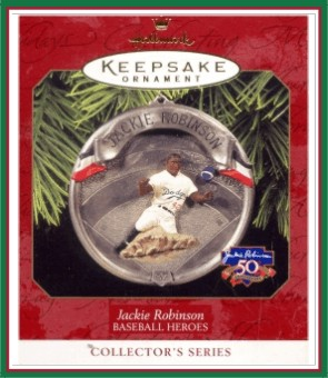 Baseball Heroes - 4th and Final - Jackie Robinson - 1997