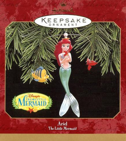 Ariel - Disney's The Little Mermaid - Disney - 1997