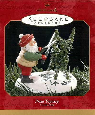 Prize Topiary - Clip-On - 1997