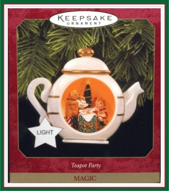 Teapot Party - Magic - Lights - 1997