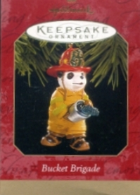 Bucket Brigade - Fire Fighters - Fireman - 1997