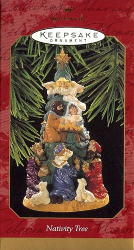 Nativity Tree - 1997