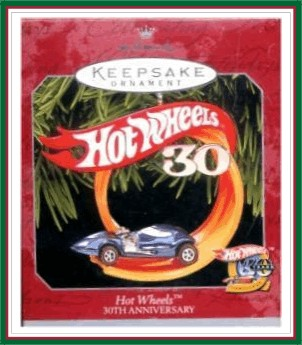 Hot Wheels - 30th Anniversary -1998