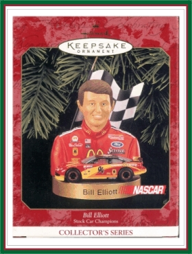 Stock Car Champion - 3rd - Bill Elliott -1999