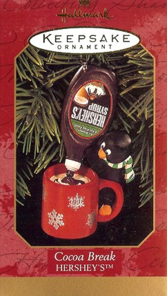 Cocoa Break - Hershey�s � - 1999