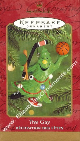 Tree Guy - Sports Ornament - 2000