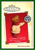 Snow Cub Club - 5th - Calvin Carver - Reach Ornament - 2002
