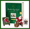 Santa's Big Night - 4 Piece Set - KOCC - 2002