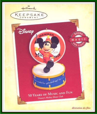 50 Years of Music and Fun - Disney's Mickey Mouse Club - Magic - 2005
