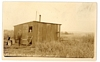 RPPC Postcard Men at Pump Station near Charny France during WWI