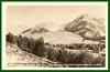 RPPC Postcard Easely Silver & Boulder Peaks Sawtooth Mountains ID