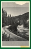 Photo Postcard with Old Car at Payette River Cascade ID
