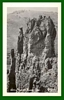 RPPC Photo Real Postcard Rugged Cliff Burnt River OR
