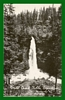 RPPC Art-Ray Postcard Mill Creek Falls Rogue River OR
