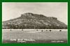 RPPC Postcard Table Rock Mountain Herd of Cattle OR