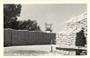 RPPC J. Boyd Ellis Postcard Outside Wheat Storage Ontario OR