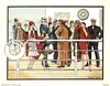 Anthony Gruerio Litho Print of Passengers onboard Ship USS Neptune